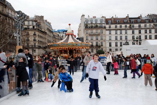 франция, париж, аэс во франции